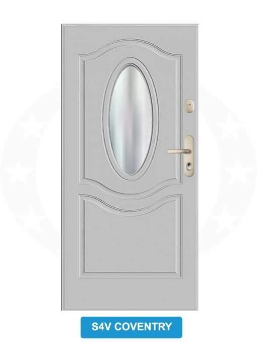 Двері вхідні металеві GERDA GSX S4V Coventry