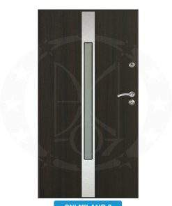 Двері вхідні металеві GERDA GSX SNI Milano