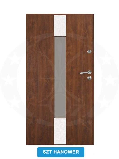 Двері вхідні металеві GERDA GSX SZT Hanower 6