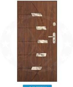 Двері вхідні металеві GERDA GWX SJR Regina
