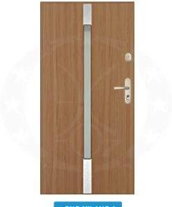 Двері вхідні металеві GERDA GWX SNG Milano 1