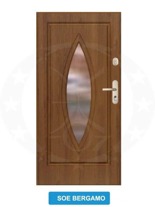 Двері вхідні металеві GERDA GWX SOE Bergamo