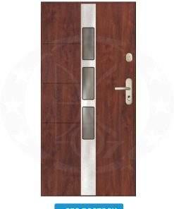 Двері вхідні металеві GERDA GWX SPS Rostock
