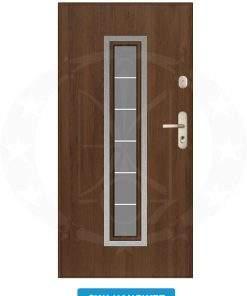Двері вхідні металеві GERDA GWX SW1 Hanower
