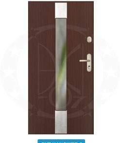 Двері вхідні металеві GERDA GWX SYT Hanower 5