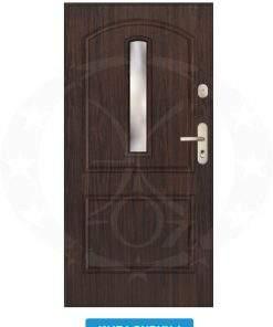 Двері вхідні металеві GERDA GWX W4Z Londyn 1