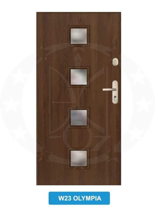 Двері вхідні металеві GERDA GWX W23 Olympia