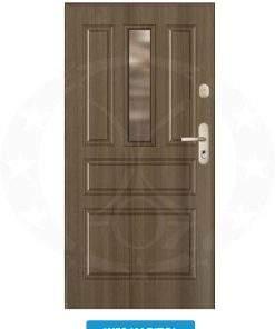 Двері вхідні металеві GERDA GWX W52 Kapitol