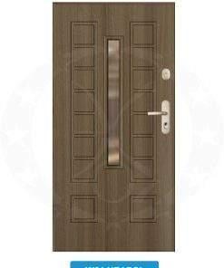 Двері вхідні металеві GERDA GWX W61 Neapol
