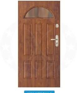 Двері вхідні металеві GERDA GWX W92 Werona 2