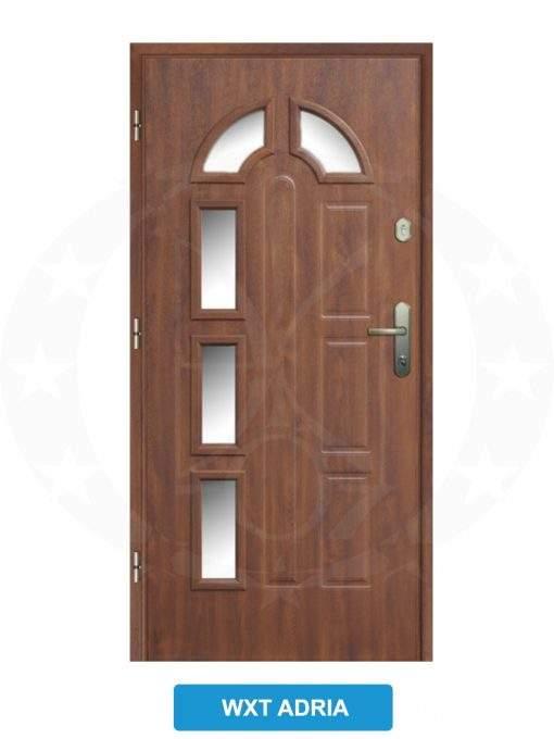 Двері вхідні металеві GERDA GWX WXT Adria