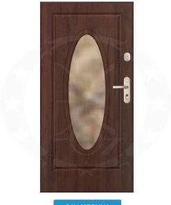 Двері вхідні металеві GERDA GWX S1V Mesyna