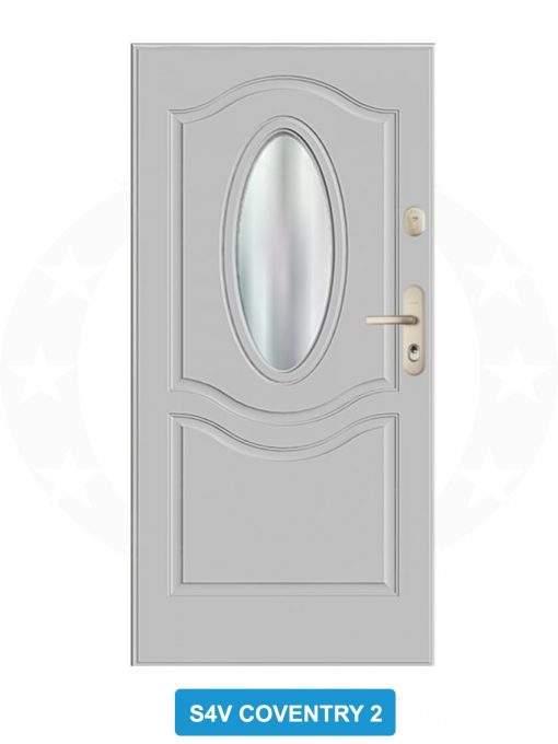 Двері вхідні металеві GERDA GWX S4V Coventry 2