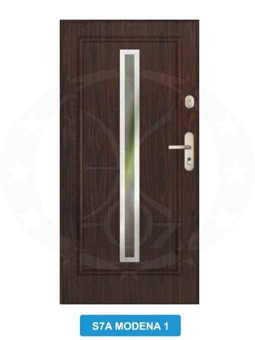 Двері вхідні металеві GERDA GWX S7A Modena 1