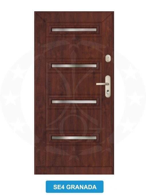 Двері вхідні металеві GERDA GWX SE4 Granada