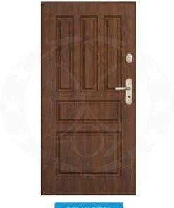 Двері вхідні металеві GERDA SX20 P52 Kapitol