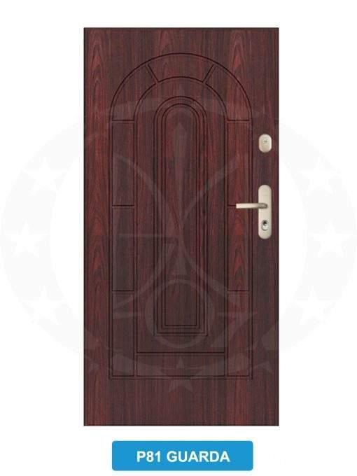 Двері вхідні металеві GERDA SX20 P81 Guarda