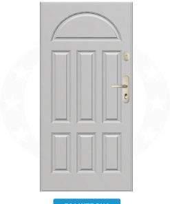 Двері вхідні металеві GERDA SX20 P91 Werona