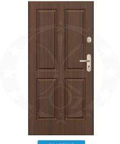 Двері вхідні металеві GERDA SX20 P94 Reims
