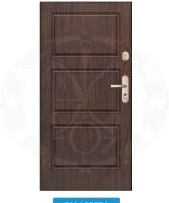 Двері вхідні металеві GERDA SX20 P96 Agreda