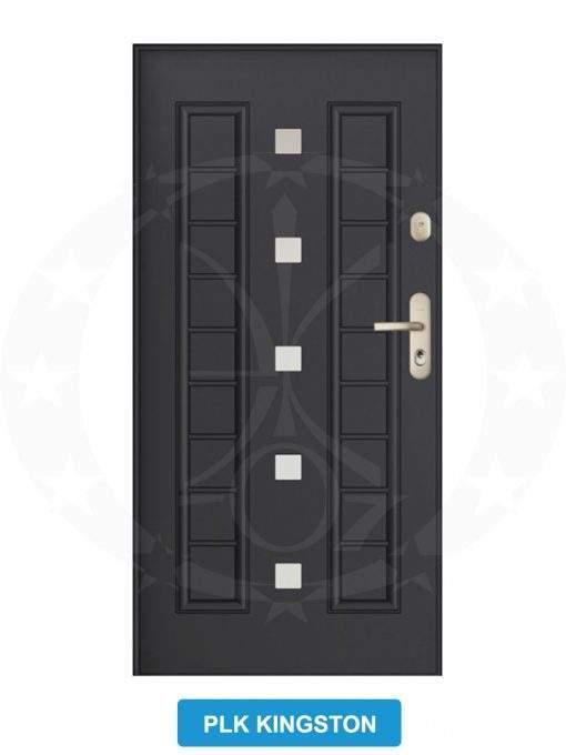Двері вхідні металеві GERDA SX20 PLK Kingston