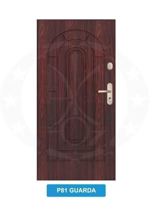 Двері вхідні металеві GERDA CX20 P81 Guarda
