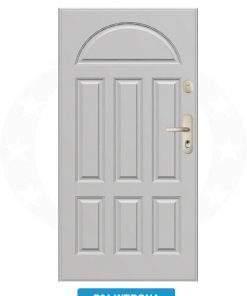 Двері вхідні металеві GERDA CX20 P91 Werona