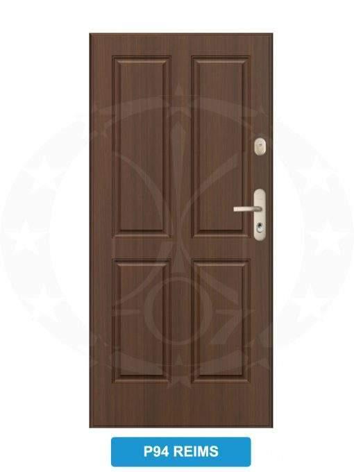 Двері вхідні металеві GERDA CX20 P94 Reims