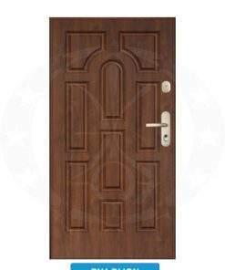 Двері вхідні металеві GERDA CX20 PN1 Dijon