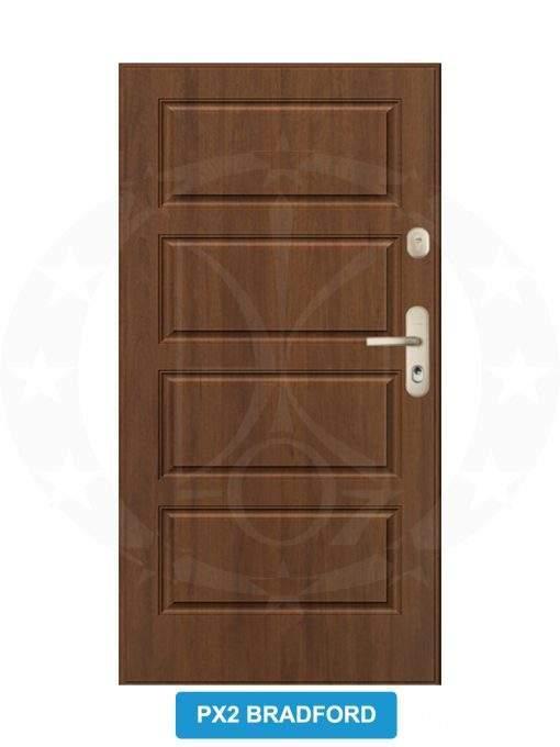 Двері вхідні металеві GERDA CX20 PX2 Bradford