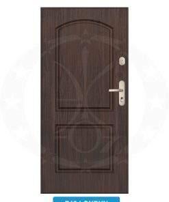 Двері вхідні металеві GERDA CX20 P13 londyn