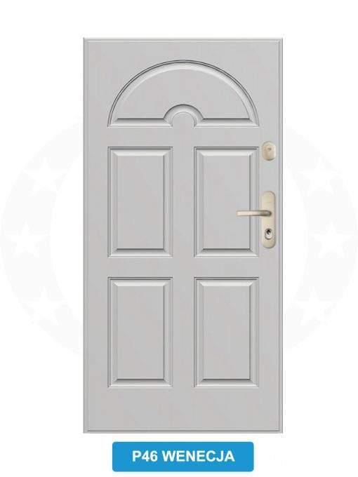 Двері вхідні металеві GERDA CX20 P46 Wenecja