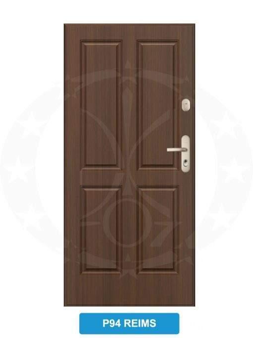 Двері вхідні металеві GERDA WX20 P94 Reims