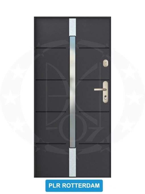 Двері вхідні металеві GERDA WX20 PLR Rotterdam