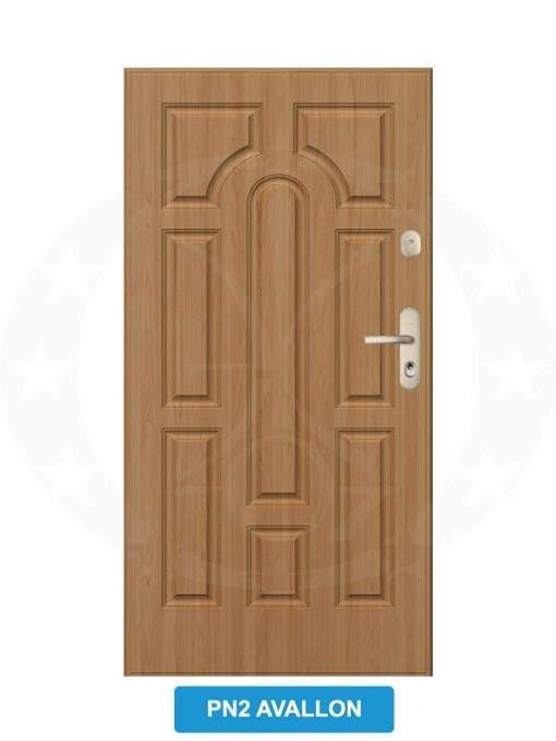 Двері вхідні металеві GERDA WX20 PN2 Avallon