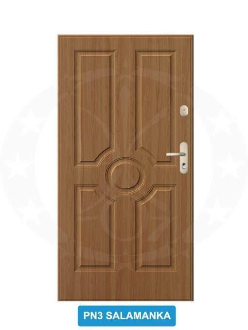 Двері вхідні металеві GERDA WX20 PN3 Salamanka