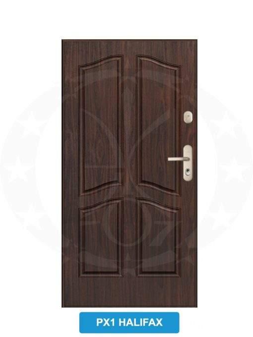 Двері вхідні металеві GERDA WX20 PX1 Halifax