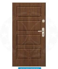 Двері вхідні металеві GERDA WX20 PX2 Bradford
