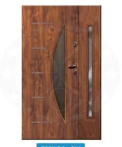 Двері вхідні металеві GERDA TT PLUS DUO TORINO 3 GN4