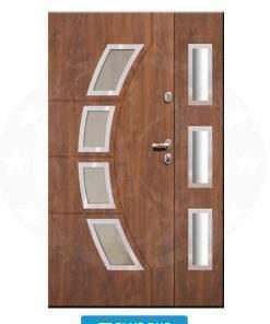 Двері вхідні металеві GERDA TT PLUS DUO
