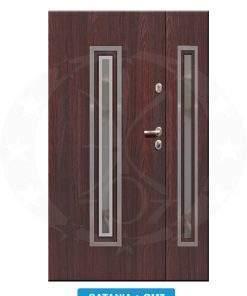 Двері вхідні металеві GERDA TT PLUS DUO CATANIA GM7
