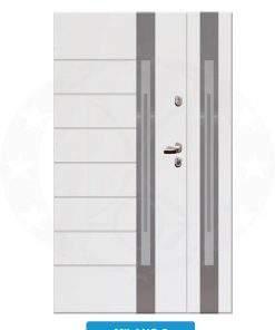 Двері вхідні металеві GERDA TT PLUS DUO Milano 5
