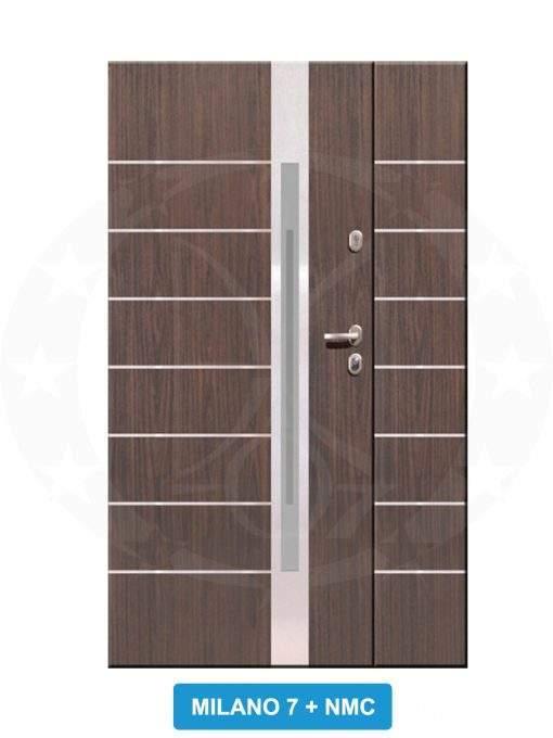 Двері вхідні металеві GERDA TT PLUS DUO milano 7 NMC
