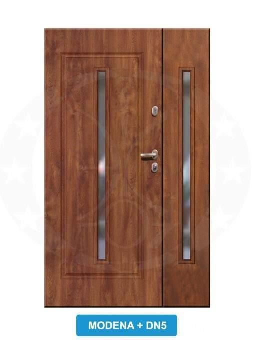 Двері вхідні металеві GERDA TT PLUS DUO Modena DN5