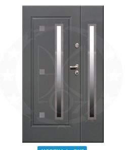 Двері вхідні металеві GERDA TT PLUS DUO MODENA 4 DN5