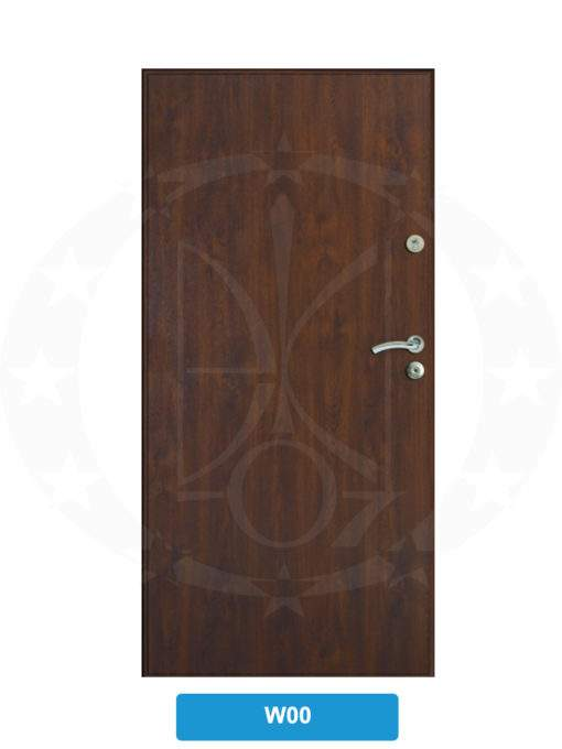 Двері вхідні металеві GERDA S STANDARD