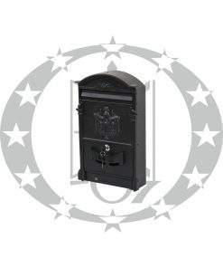 Поштова скринька AMIG mod.4 чорна