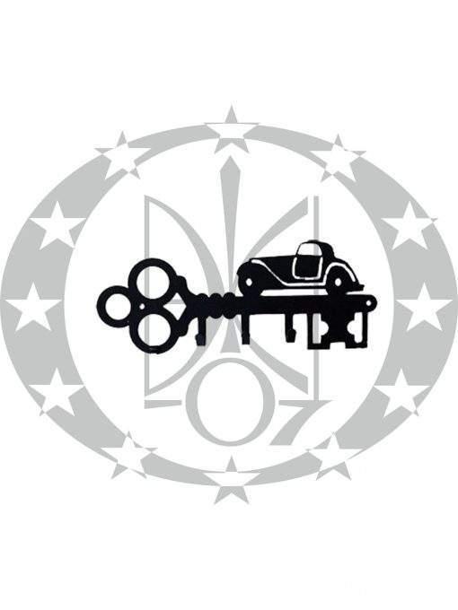 Ключниця КН-1 чорна