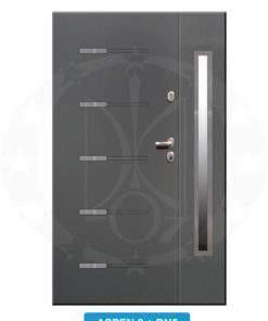 Двері вхідні металеві GERDA TT PLUS DUO ASPEN 2 DN5