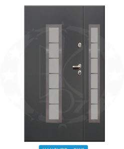 Двері вхідні металеві GERDA TT PLUS DUO Hanower DW9